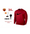 Pack sweat shirt + kit JBL