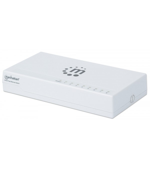 Switch 8  ports 10/100 Mbps