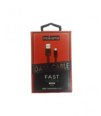 Cable Micro USB 1m MOKAMA